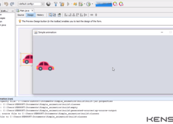 Animation in Java Swing
