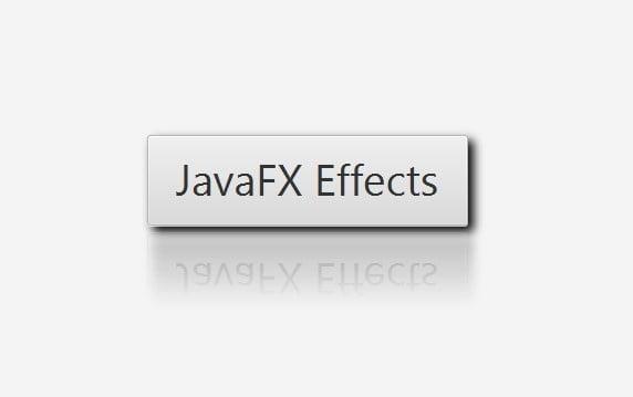 JavaFX Effects
